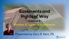 Types Of Essments | Easements And Rights Of Way Estates Types Of Easements